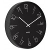 Wall Clock 5607BK Karlsson (Obr. 0)