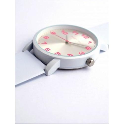 1d67e15a0a6 ... Designové hodinky 6011 Nextime Dash White (Obr. 2) ...