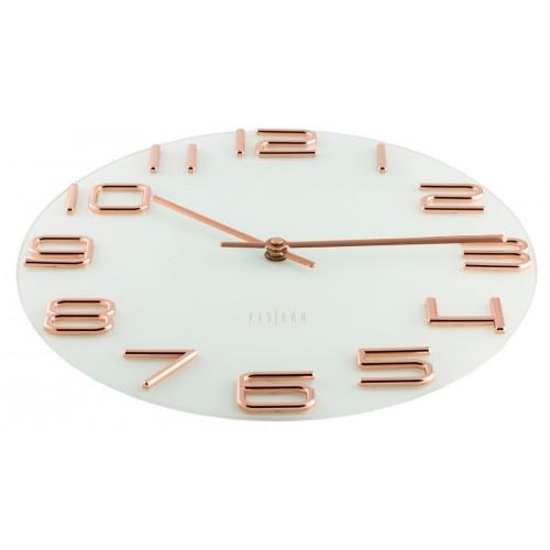Designové nástěnné hodiny CL0066 Fisura 30cm (Obr. 0) ... 6008ef72c6