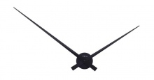 Design Wall Clock 2269zw Nextime Hands Black 85cm