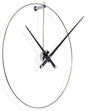 Design Wall Clock Nomon New Anda L black 100cm