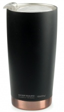 ASOBU luxusní termohrnek The Gladiator black&copper 600ml