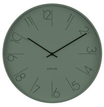 Wall Clock 5607GR Karlsson