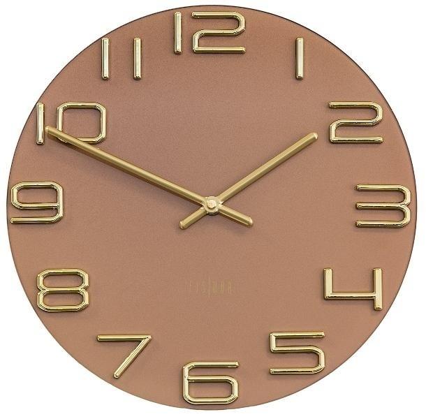 Designové nástěnné hodiny CL0288 Fisura 30cm  a5f7855034