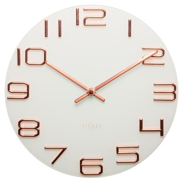 Designové nástěnné hodiny CL0066 Fisura 30cm Click to view the picture  detail. 894c960251