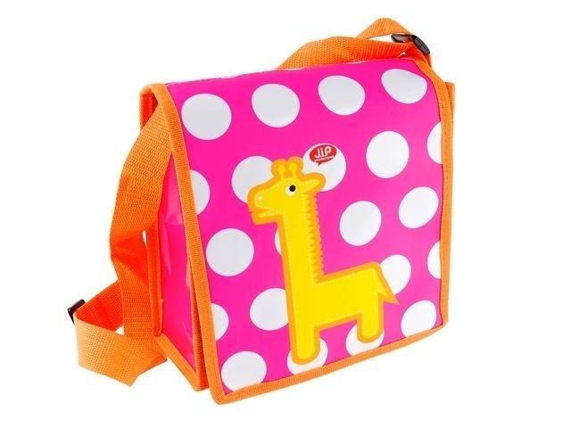 b71e00bf00b Dětská školní taška s žirafkou JIP0606